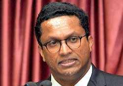 CEO of DIlmah Dilhan C. Fernando